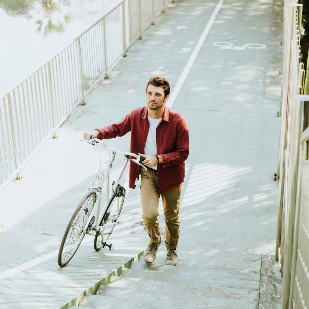 cyclist-in-a-park-L7VP582